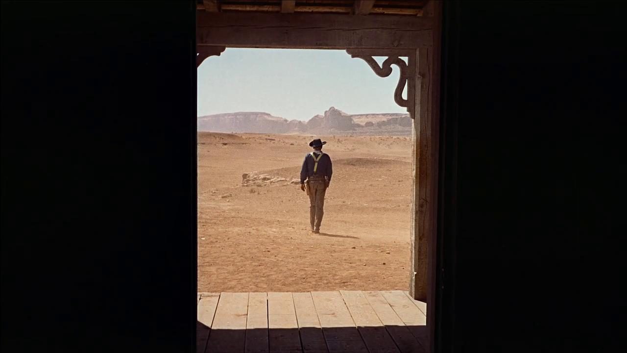 El Octavo Pasajero Centauros Del Desierto En Los Cines Verdi