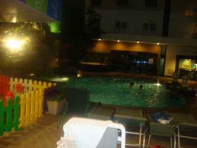 Piscina do Hotel Praiano - Fortaleza - CE