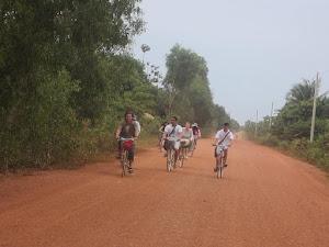 Cambodia: May 2012