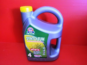 Amoil Syntholeum Semi Synthetic ENGINE Oils
