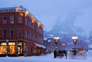 Aspen, Colorado, glamour, international jetset