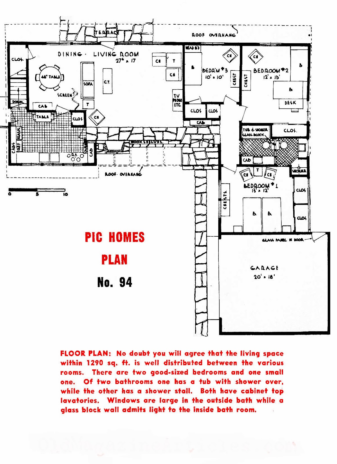 120 square meters house plan house design plans - Square meter house plans ...