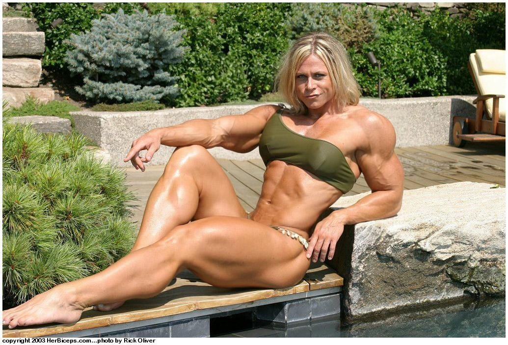 Think, Female bodybuilder sarah dunlap nude with you