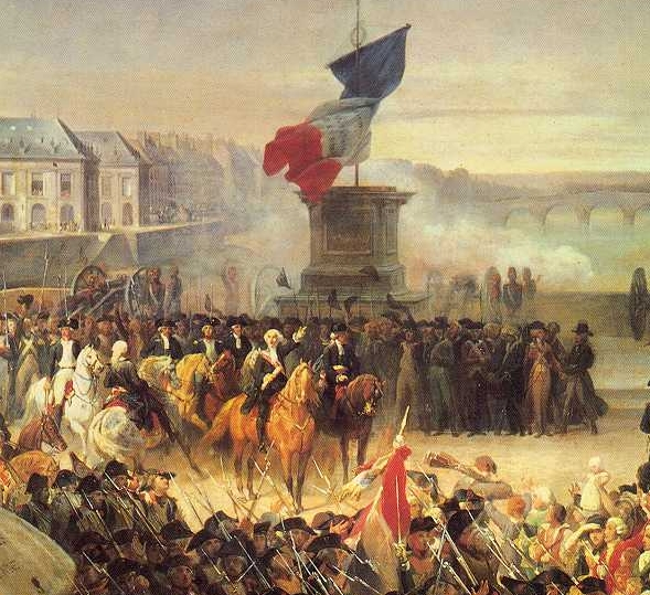 Hereditary Evils of the French Revolution: Nationalism