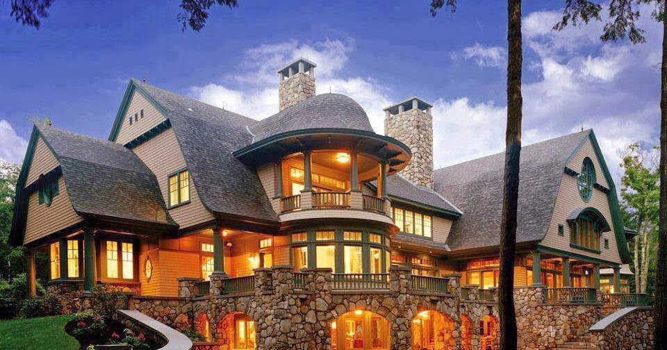 Luxury mountain craftsman home plans home design inside for Luxury mountain house plans
