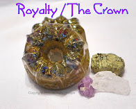 Royalty / The Crown Orgonic Energy Device
