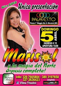 MARISOL - GIRA ITALIA 2015