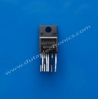 Jual Transistor MR4040 (TO-220)