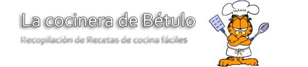 La cocinera de Bétulo