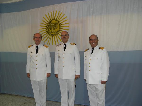 Cambio de Comando en la FAE3