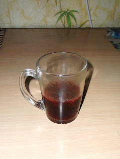напиток из жимолости