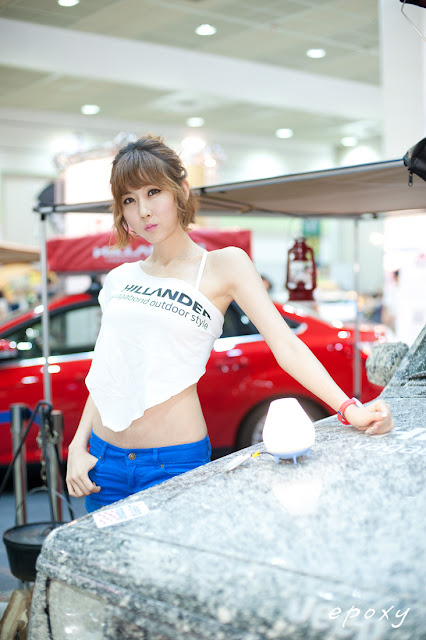 3 Choi Byeol Yee at Korea Autocamping Show 20-very cute asian girl-girlcute4u.blogspot.com