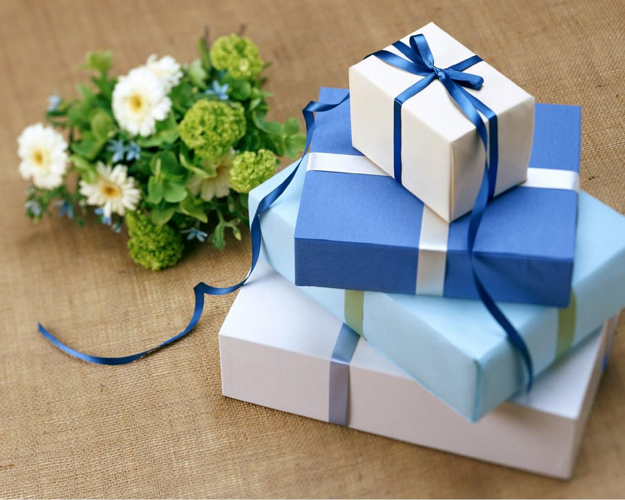 Подарок на день рождения подобрать