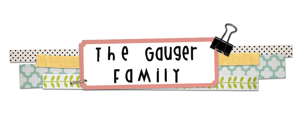 The Gauger Family