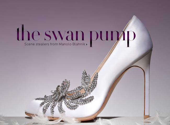 marcir: The Swan Pump