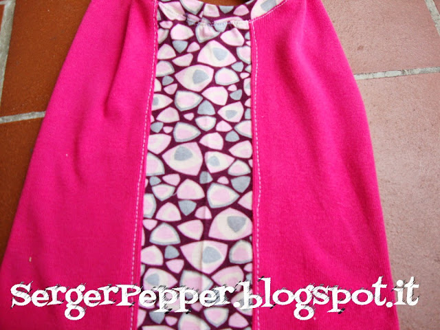 SergerPepper - KCW - summer 2013 - sewing for girls