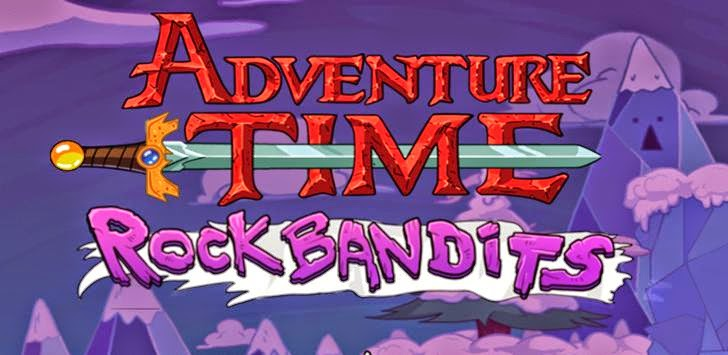 Download Rock Bandits - Adventure Time Apk + Data