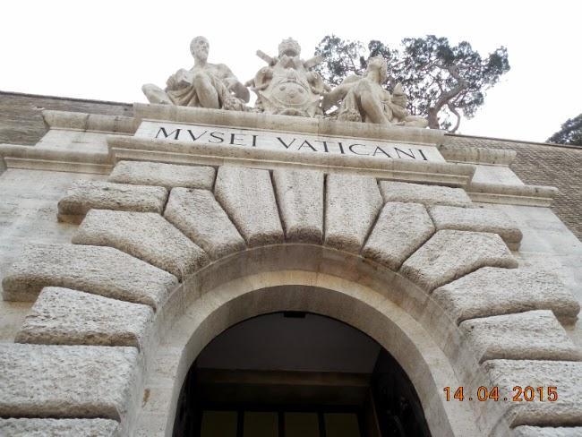 Roma, 14 Aprilie, Vatican & San Pietro