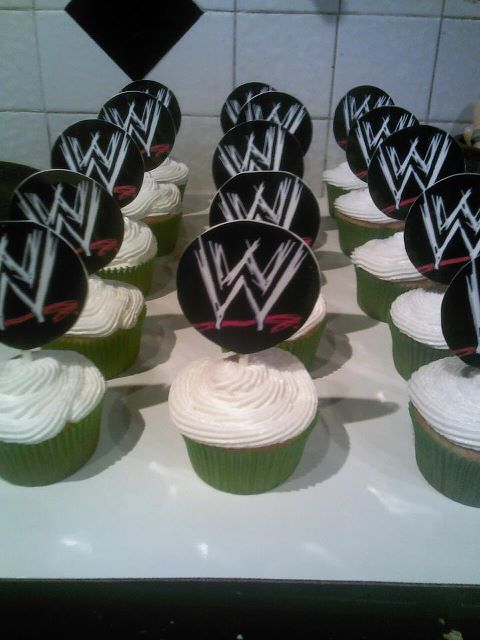 Edible Cake Images Wwe : Wwe Cake Toppers Cake Ideas and Designs
