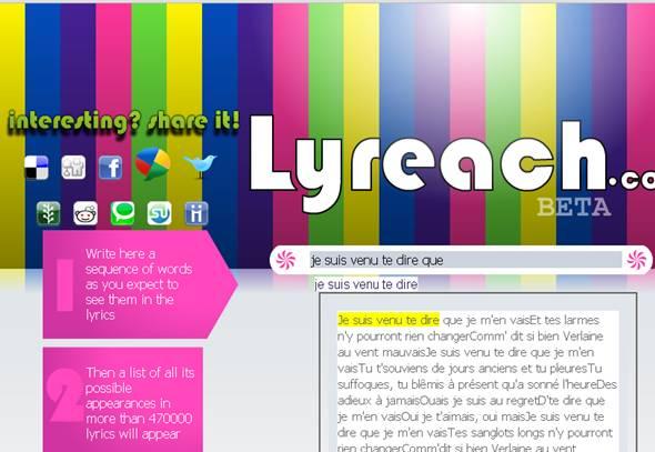 lyreach