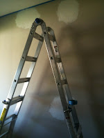 We love our little multipurpose ladder!