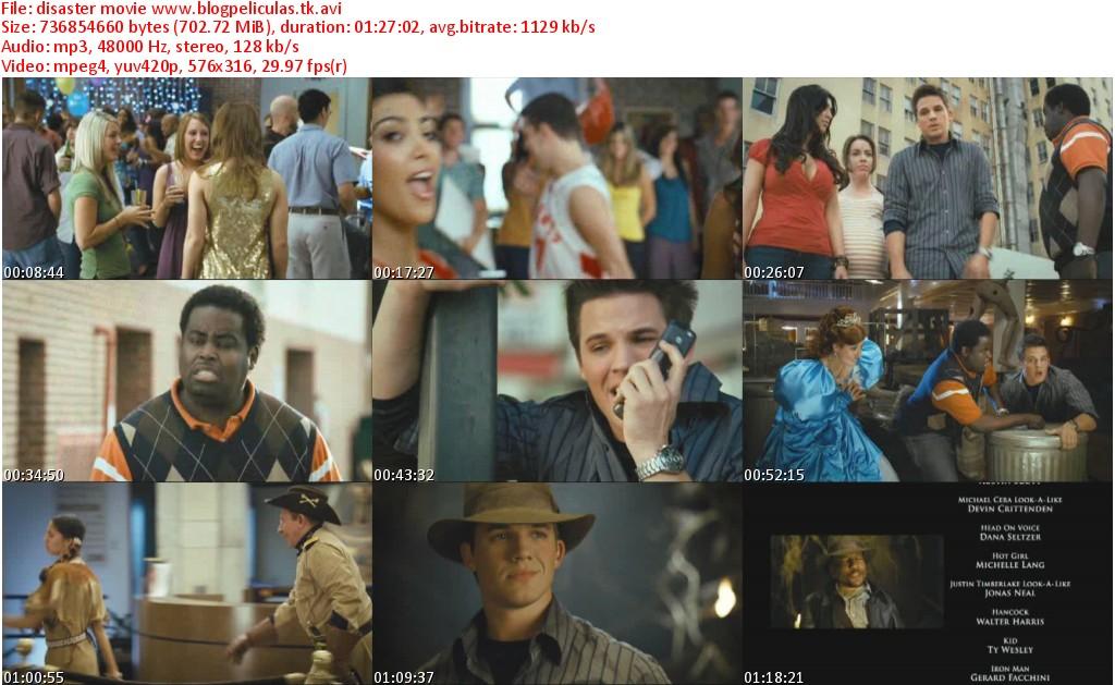 disaster movie espa241ol latino dvdrip down moviez