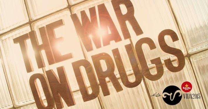 The War on Drugs se suman al Vida Festival 2015