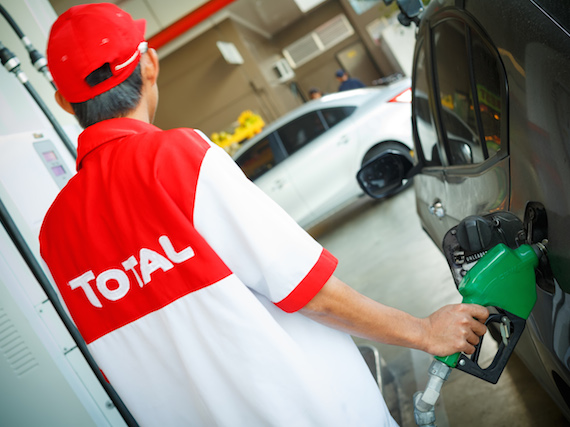 TOTAL Excellium Diesel