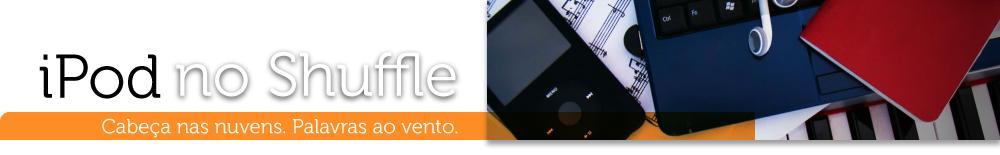 iPod no Shuffle