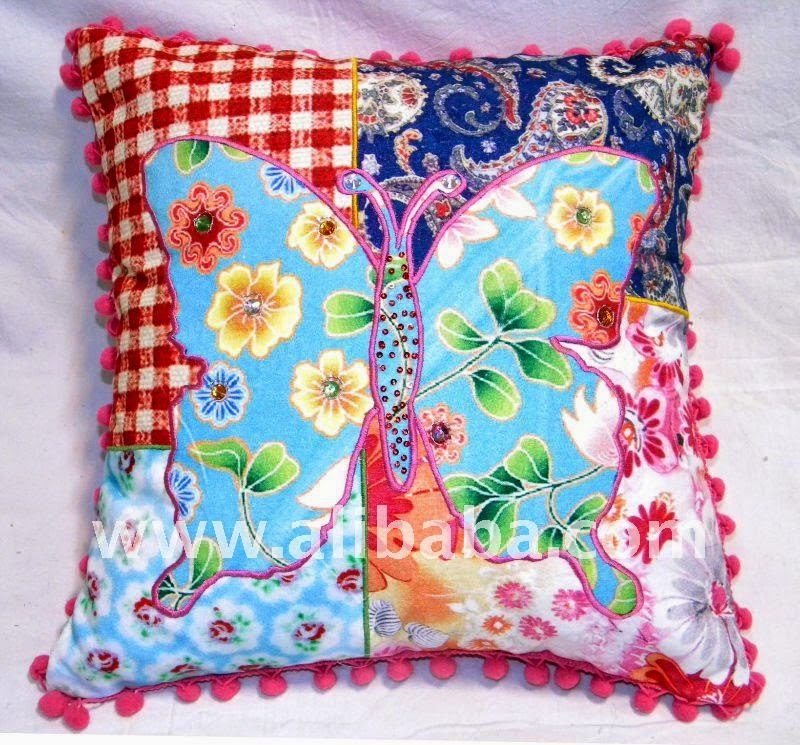 Alas meja patchwork designs