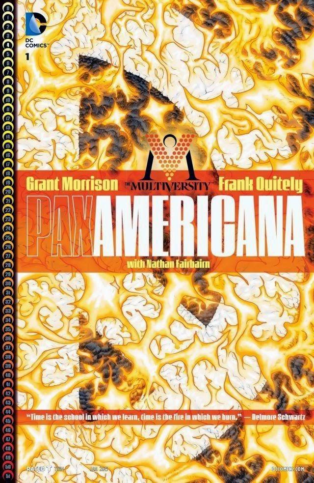 The Multiversity: Pax Americana