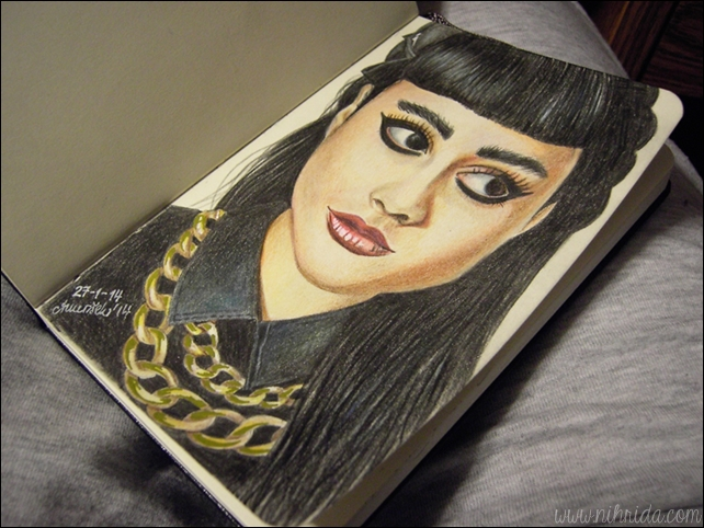 Natalia Kills Portrait