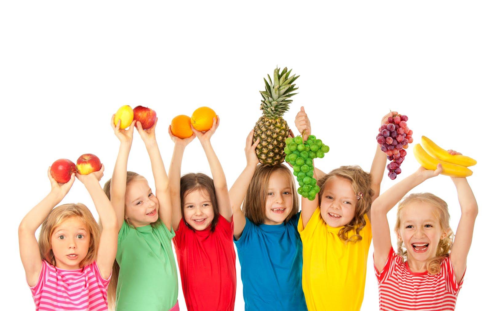 Elke dag is het fruitdag