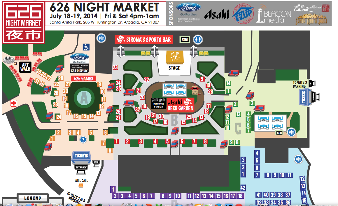 What I M Looking Forward To At The July 2014 626 Night Market