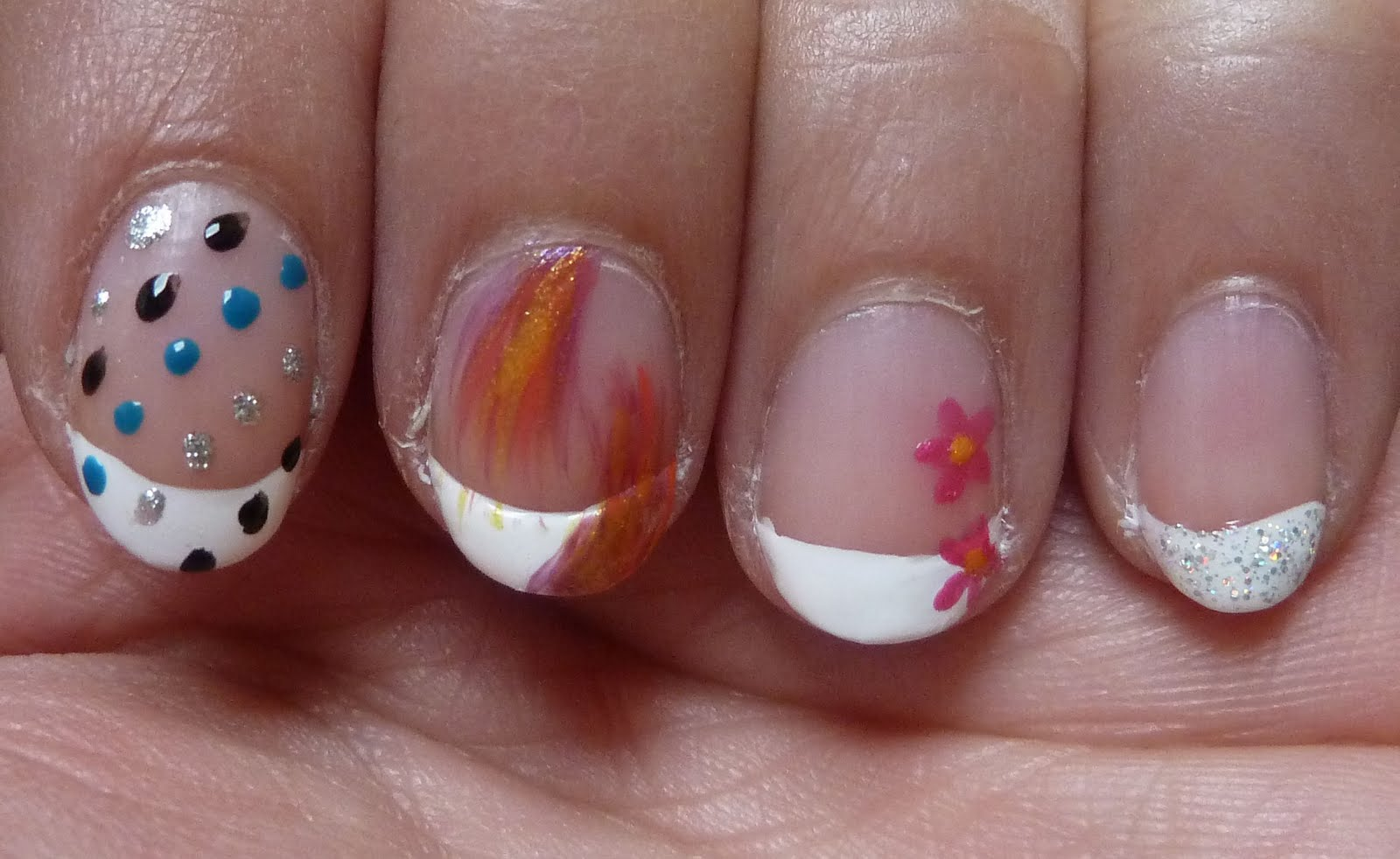 NailsByStephanie: Essence Nail Art Freestyle & Tip Painter