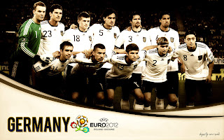 germany team in euro 2012 wallpaer