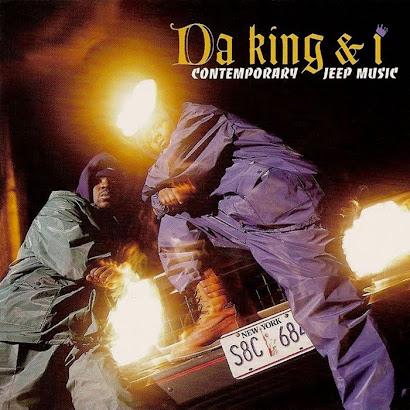 DA KING & I - CONTEMPORARY JEEP MUSIC (1993)