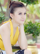 Myanmar Cute and Pretty Model Wut Hmone Shwe Yee