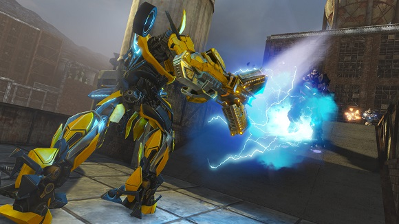 Transformers Rise of the Dark Spark PC Screenshot 1 Transformers Rise of the Dark Spark FLT