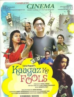 Kaagaz Ke Fools (2015) Hindi Movie DVDScr 350MB