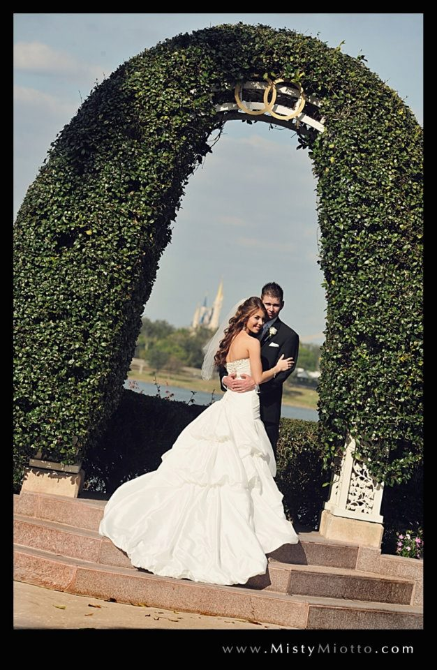 The Disney Wedding Blog Walt Disney World Wedding Marissa Chris