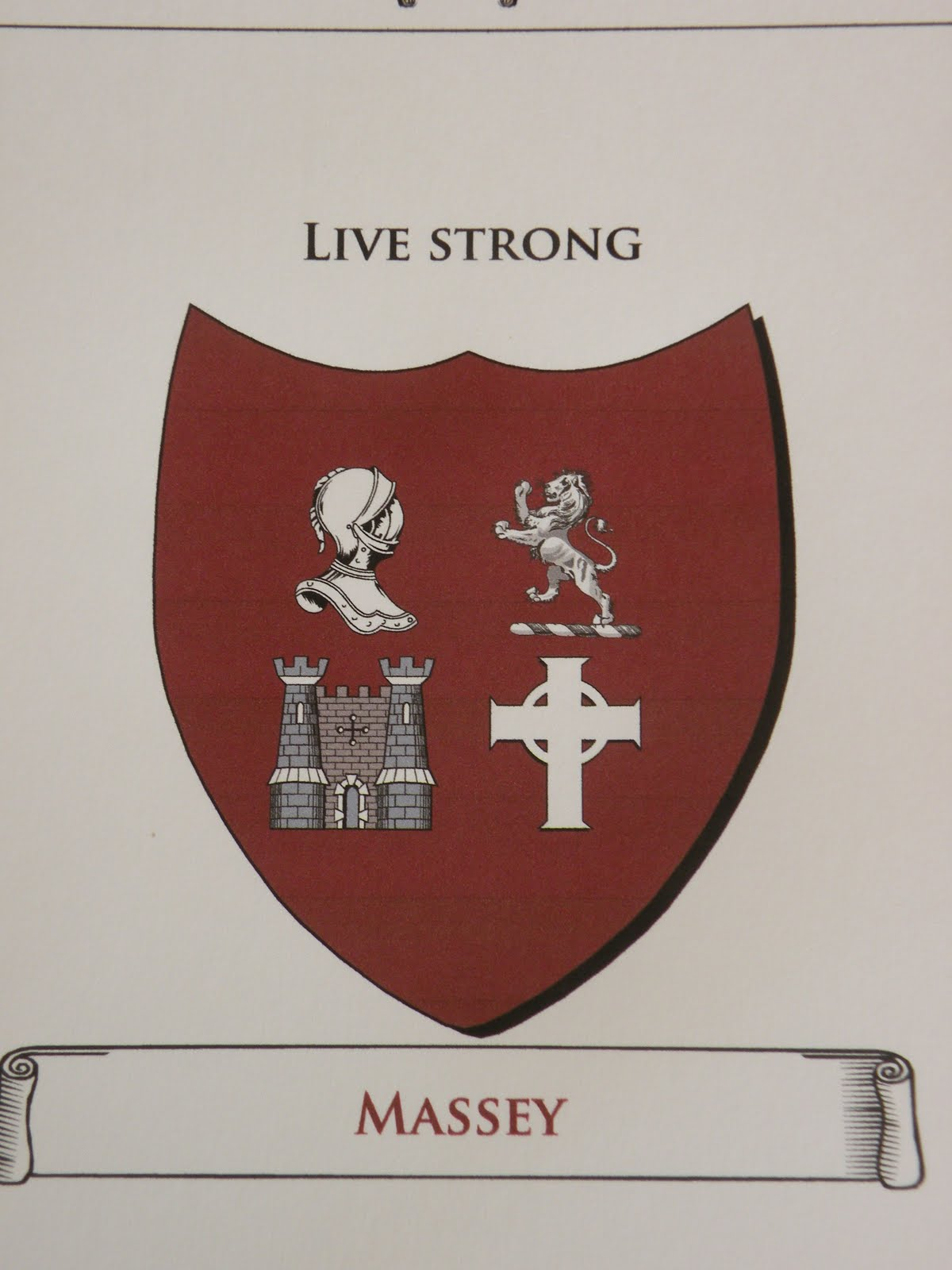 how to make a coat of arms for kids