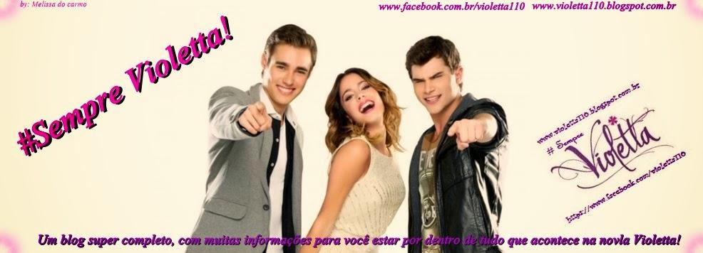 #Sempre Violetta !