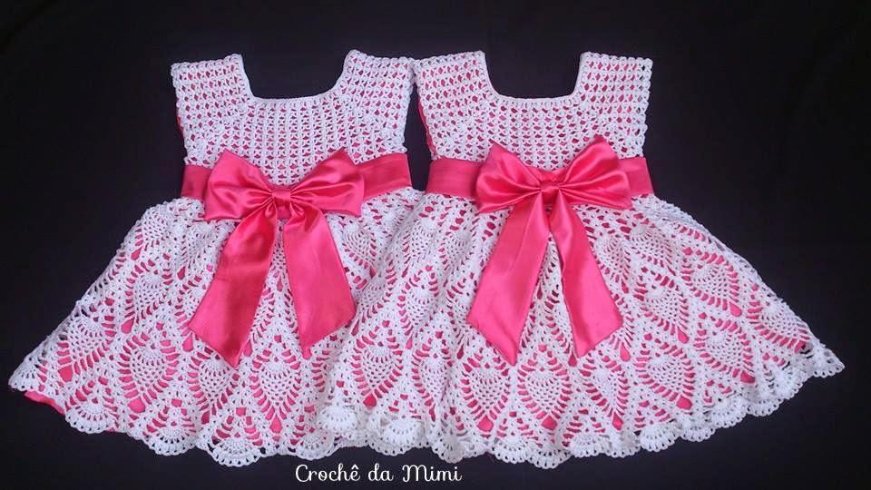 Modelos de vestidos para bebes de 2 aСЂС–РІВ±os