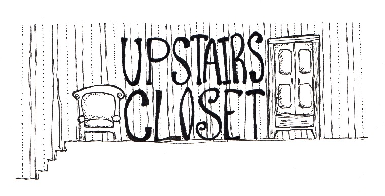 Upstairs Closet