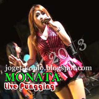 Monata live in Pungging 2013
