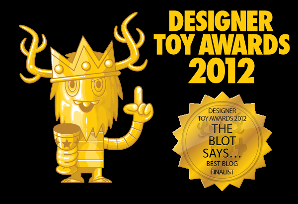 The 2012 Designer Toy Awards presented by Clutter Magazine