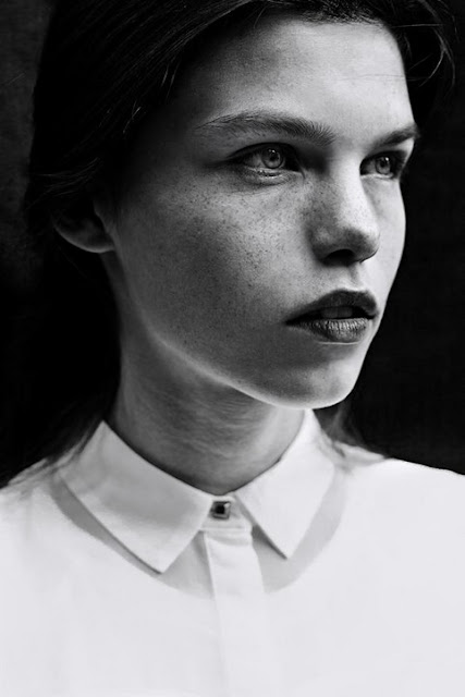 Черно-белые портреты Дэнни Роше