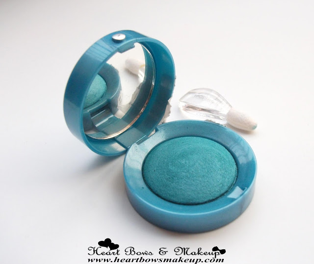 Bourjois Ombre à paupières Eye Shadow 02 review india
