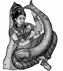 matsya yazh : ancient India
